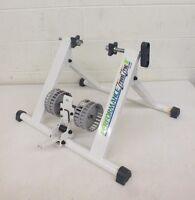 Performance Travel Trac II Folding Fan Resistance Cycling Bike Trainer GREAT