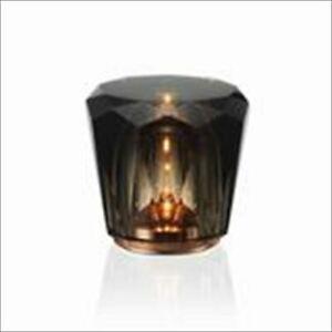 Ambientec Xtal Acrux Dark Gray XTL-AXBRY LED Lamp IPX6 Rechargeable