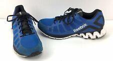 Reebok Zig Tech Athletic Running Shoes Size 13 Blue