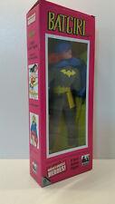 DC Comics Mego Style 8 inch Batgirl Action Figure in retro box 2016