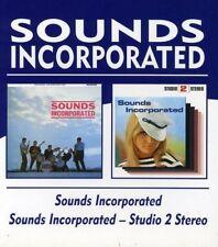 SOUNDS INCORPORATED - SOUNDS INCORPORATED/SOUNDS INCORPORATED  CD NEU