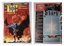 DC Comics Universe 11, Play Press, Settembre 2004, Superman, Batman, Lobo