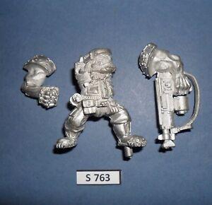 Warhammer 40K Metal UNRELEASED IMPERIAL GUARD OGRYN MARK BEDFORD S 763