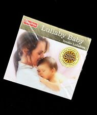 FISHER PRICE Lullaby Baby Tender Lullabies CD Music Instrumental Child Songs