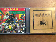 Aswad [2 CD Alben] Live and Direct + Roots Revival