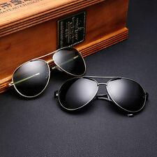 Polarized Men Aviator Driving Sunglasses Glasses Vintage Retro Fashion UV400