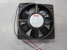 ETRI 98DH 98DH4LP13 000 48VDC 3.8W Fan