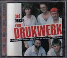 Drukwerk-Het Beste Van cd album in plastic