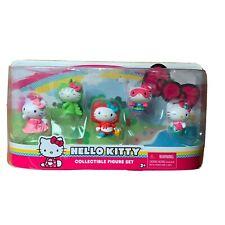 Hello Kitty Collectible Figure Set 5 Figure Set (2016)