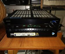Onkyo Txsr806 7.1-Channel Thx Ultra 2 Plus Certified Black Home Theater Receiver