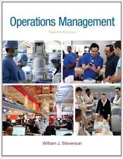 Operations Management 12th Edition (McGraw-Hill Series) Looseleaf