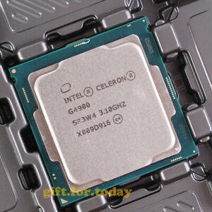 Original Intel Celeron G4900 3.10GHz Dual-Core Socket LGA 1151 Processor CPU