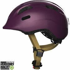 Abus Smiley 2.0 Royal Children Bike Helmet Royal Purple