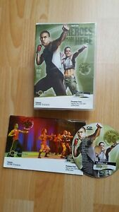 Les Mills Body Combat 36, CD und Anleitung