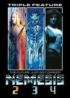 Nemesis 2 / Nemesis 3 / Nemesis 4: Triple Feature [New DVD]
