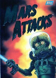 Mars Attack Various Sets   Individual Trading Cards