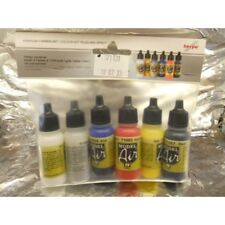 ** Herpa 371131 Airbrush Colour Set 'Plug and Spray' (6 Colours)