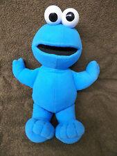 "Sesame Street Cookie Monster 11"" Plush Fisher Price 2002 Sesame Workshop"