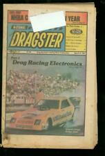 NATIONAL DRAGSTER MARCH 6 1981-NHRA-ELECTRONICS VG