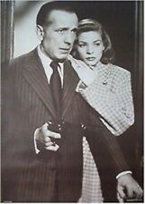 HUMPHREY BOGART POSTER ~ WITH LAUREN BACALL 26x38 Movie