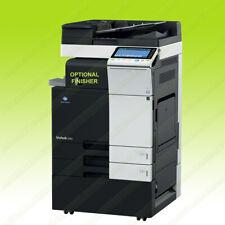 Konica Minolta Bizhub 224 Tabloid MFP Monochrome Copier Printer Scanner 22PPM