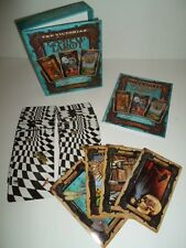 The Victorian Steampunk Tarot Card Set + Book Complete