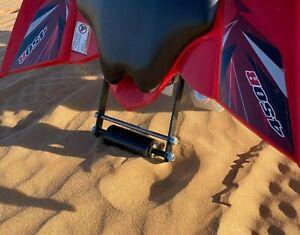 Grab Bar / Wheelie bar Yamaha YFZ450R years 2009-2020