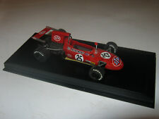 1:43 STP March Ford 711 R. Petersen 1971 TEANRIV handbuilt modelcar in showcase