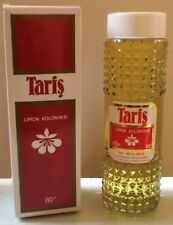 TARIS VTG TURKISH LEMON COLOGNE 420ML NIB