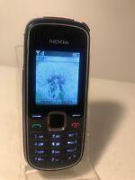 Nokia 1662 Night Blue (Unlocked) Mobile Phone - Fully Working & Tested