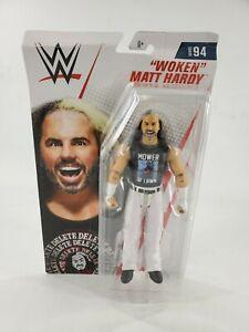 "WWE ""Woken Matt Hardy Action Figure *DAMAGE BOX*"