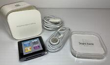 **Brand New Open Box Apple iPod Nano 6th GEN Graphite (16GB) A1366/MC694LL/A**