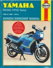 Yamaha RD350 YPVS Twins RD350 1983-1995 New Haynes Manual Service Repair