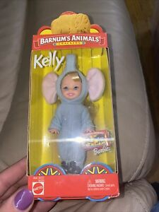 Barnum's Animal Crackers Kelly Doll—Elephant from 2002 NRFB