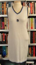 Escada  Sun Dress  Size: 38  Color: White  cotton  Margaretha Ley