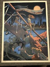 Dave Matthews Band poster Chicago 6/30/18 N2 IN HAND, SHIP FAST