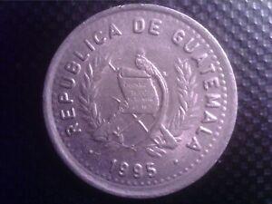 GUATEMALA    25    CENTAVOS 1995    SEP26