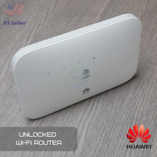 Huawei Wi-Fi Modem Router 📶 (B612s-51d) 4G LTE CPE 300 Mbps | Unlocked
