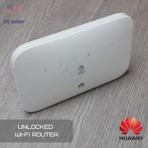 Unlocked 4g Mobile Wi Fi Hotspot Modems For Sale In Stock Ebay