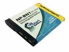 Battery for Sony TX30, W630B, Cyber Shot DSC WX9, DSC W350, Cyber Shot DSC W310