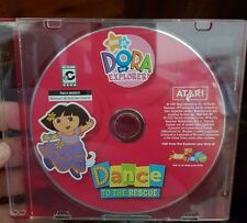 Dora The Explorer - Dance To The Rescue (disc only) -  PC GAME- FREE POST *