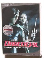 Daredevil - Director's Cut - Ben Affleck - Century³ Cinedition NEU&OVP 2 DVDs