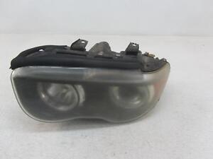 02-05 BMW 745i 760i Left Headlamp Head Lamp Headlight Assembly Xenon HID