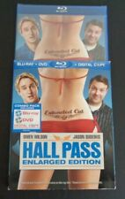 Hall Pass (Blu-ray/Dvd, 2011, 2-Disc Set, Enlarged Edition) New Free Shipping