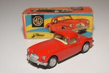 .. TEKNO DENMARK 824 MGA MG A COUPE RED EXCELLENT BOXED