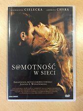 S@motnosc w sieci, SAMOTNOŚĆ W SIECI, polish DVD region 2 with English sub