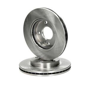 2x Disque de frein essieu avant Ford Fiesta VI Van CB1 CCN 1.0 1.4 1.5 1.6 TDCi