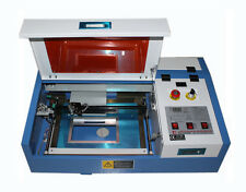 50W CO2 Laser Engraving Cutting Machine High Speed Laser Engraver 220V