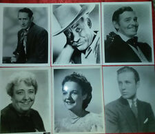 Gone With the Wind Set of 7 Original GWTW Character Photos ~ FREE Shipping!