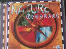NATURE GREATEST (2 CD - 1997) African, New Age,.... Craig Chaquico, Kamaroun....